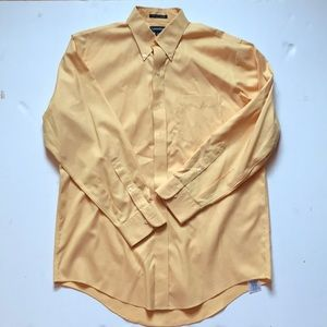 Lands End Pinpoint Oxford Button Down.